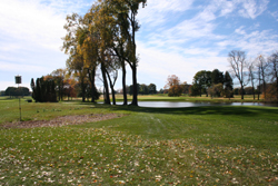 Golf Course Grounds 18
